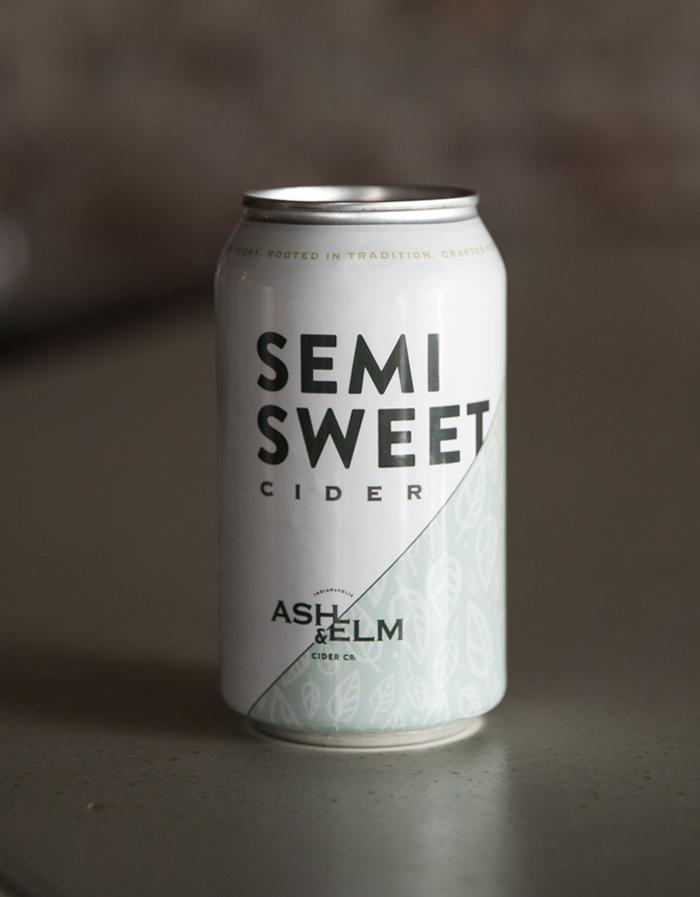 A&E SemiSweet Can Solo
