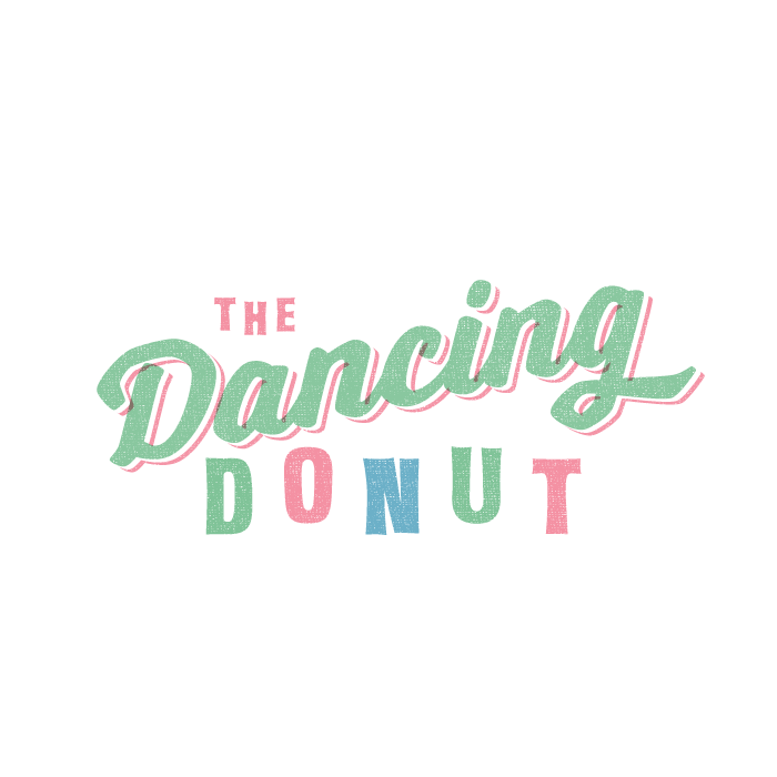 DancingDonutTypography