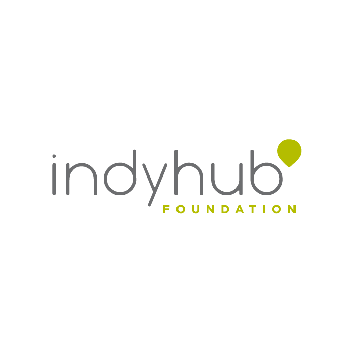 IndyHub Foundation Logo