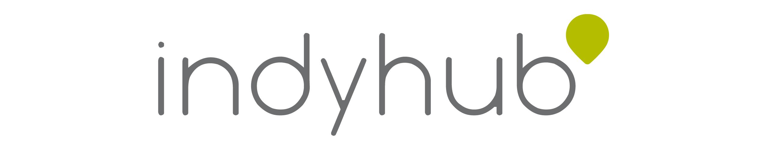 IndyHub Main Logo
