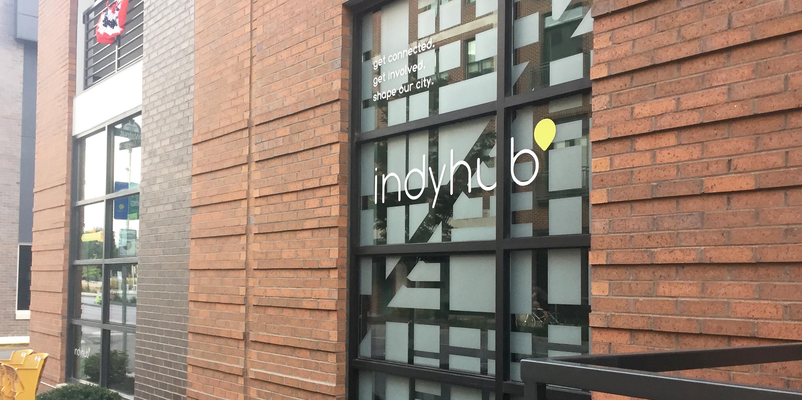 Indy Hub Vinyl