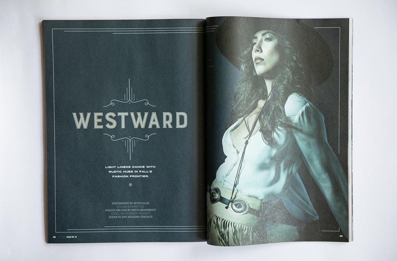 Pattern-Westward