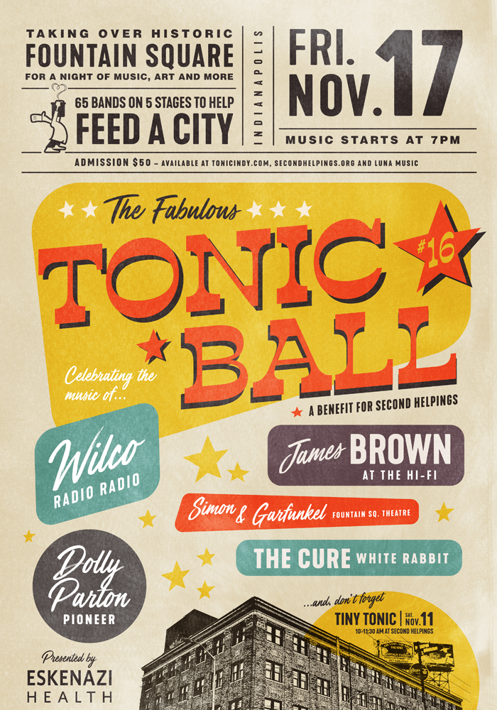 TonicBall16Poster