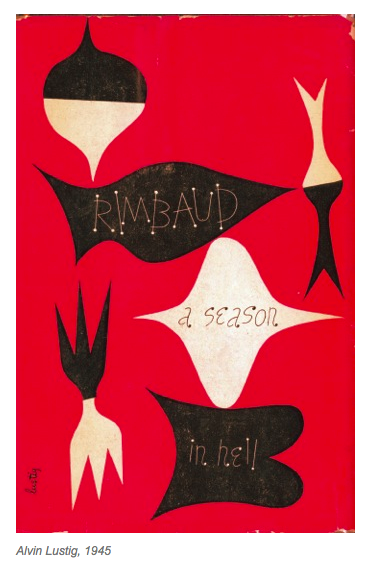 Alvin Lustig book cover