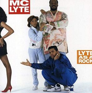 MC Lyte -Lyte as a Rock
