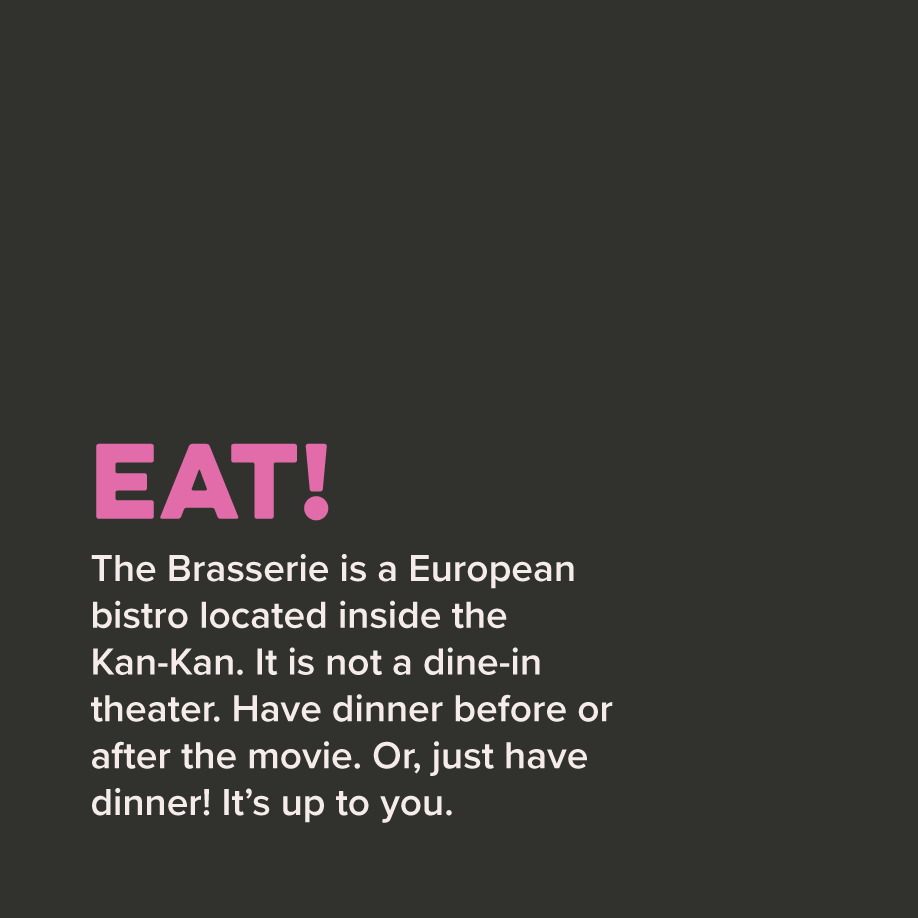 Brasserie - Eat Tile